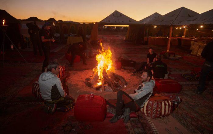 Bivouc Maroc Challenge en Bouarfa