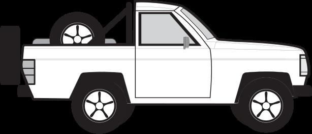 Nissan Patrol - Pickup
